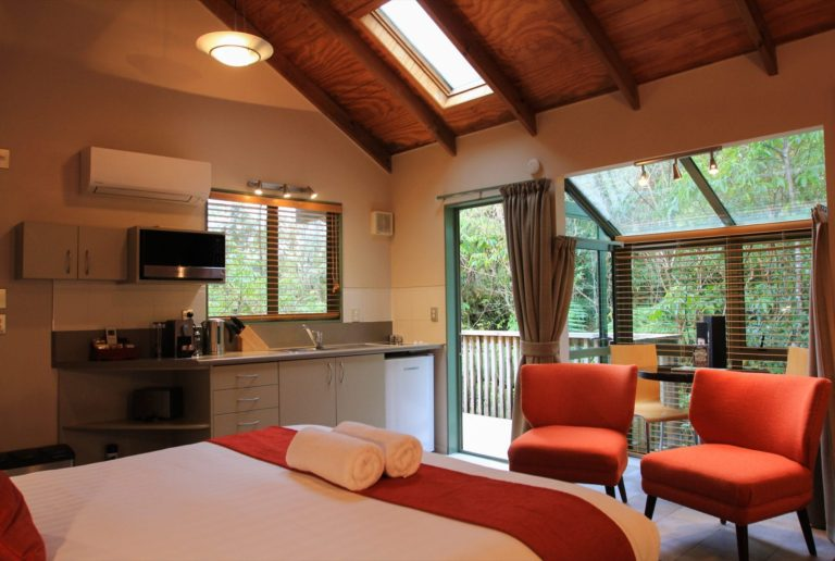 Rainforest Retreat Tree Lodge